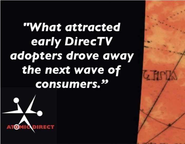 Lessons from DirecTV's Success for Consumer IoT (Internet of Things)
