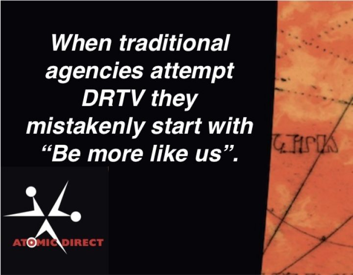 Is Jane Right…That It's Time to Rethink DRTV?