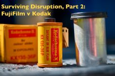 <strong>Surviving Disruption, Part 2:</strong> Kodak Died. FujiFilm Thrived. Why?