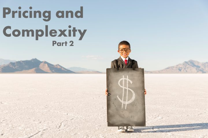 <strong>Pricing and Complexity (Part 2):</strong> Conjoint Analysis Can Undercut Price for Innovations